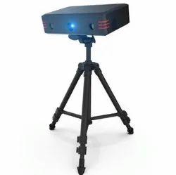 Structured Light Scanner