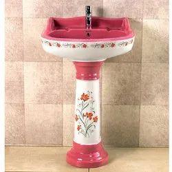 ATM 403 Pedestal Wash Basin