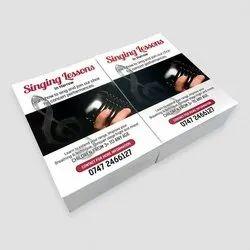 Leaflet Printing I
