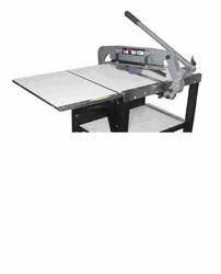 Sample Cutting Machine (Lever Press Zig Zag)