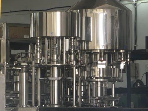 Bottle Filling Machine - Bottle Filling Machines