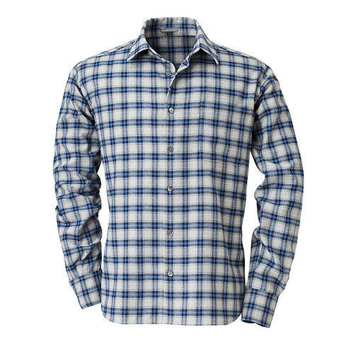 2ad3501f Wings Knot And Cotton Mens Stylish Check Shirt, Rs 360 /piece   ID ...