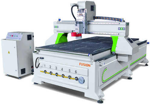 Automatic CNC Router Machine