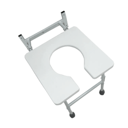 Wall Mounted Folding Commode