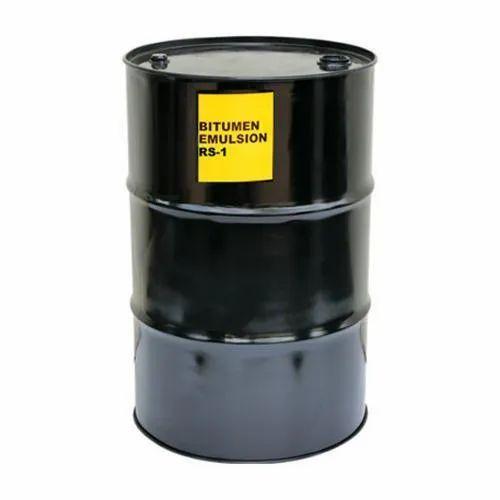 Natural Liquid Bitumen Emulsion, For Road Construction, Grade Standard: RS-1