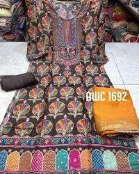 Silk Ethnic Wear Sabyasachi Inspired Dress