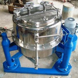 Three Point Industrial Centrifuge Machine