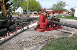 Surface Dewatering System