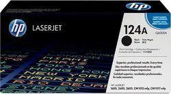 HP Q6000A 124A Black Toner Cartridge