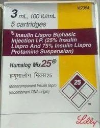 Humalog Mix 25, Treatment: Type 2 Diabetes