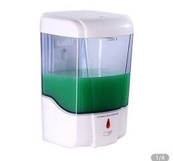 Colston Wall Mount 700ml Soap / Sanitizer Dispenser