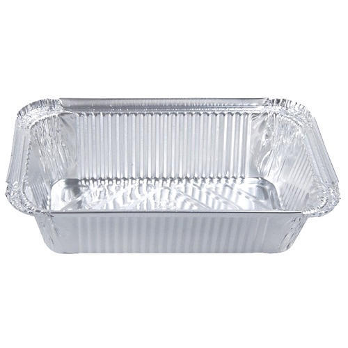 Aluminum Foil Rectangle Container at Rs 235/packet   Amausi   Lucknow  ID:  14532426462