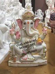 Marble Hindu Deity Statues