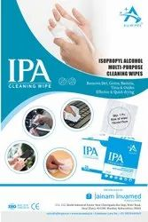 69% Alcohol - Hand Cleaning Wipes (15 Cms X15 Cms)