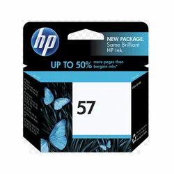 HP 57A Black Ink Cartridge