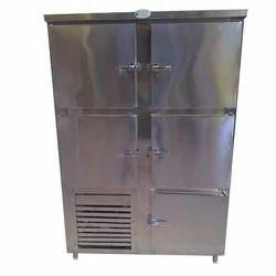 Five Door Vertical Deep Freezer
