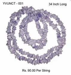 Uncut Glass Beads