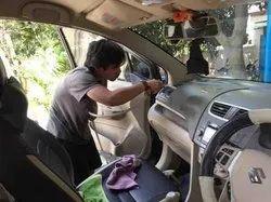 On Door Type Of Washing: Interior CAR DRY CLEANING, in LUDHIANA, DOOR STEP