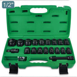 1/2 DR. Impact Socket Set