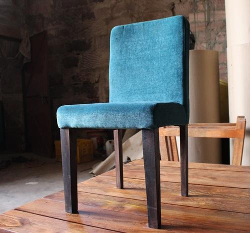 Wood Dining Chair For Cafe