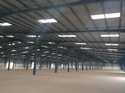 Steel / Stainless Steel Prefabricated Factory Shed