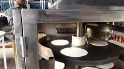 FULLY Automatic (SEMI)  Automatic Chapati Making Machine