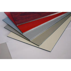 Composite Panel Sheet, Thickness: 1-10 mm