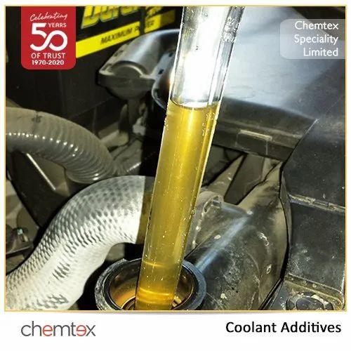 Coolant Additives - Coolant Antifoam Manufacturer from Chennai