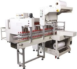 Automatic Bottle Wrapping Machine
