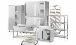 Innovative Pharmaceutical Stainless Steel Furniture