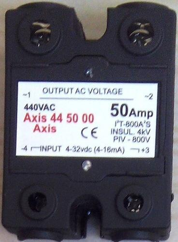 2 Phase Solid State Relay SSR Dydac Controls New Delhi ID