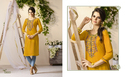 Rayon Embroidered Work Kurtis