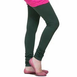 Ladies Plain Churidar Legging