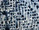 Cotton Tie Dye Vegetable Color Fabric Shibori Print