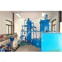 Tertiary Treatment Plants for Waste Water