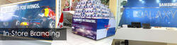 Digital Printing Retail Inshop Branding