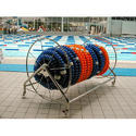 Swimming Pool Lane Rope & Reel