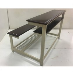 Two Seater School Desk Set