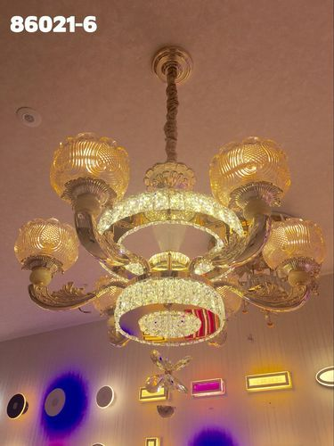 Decorative led chandeliers at rs 15000 pieces hanging jhumar decorative led chandeliers aloadofball Images