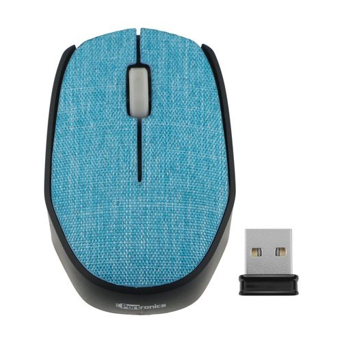 c2da559f0e8 Wireless mouse - Portronics POR-828 Fabrik Wireless Mouse Wireless ...
