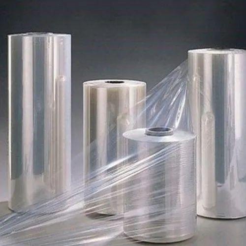 POF Shrink Film, Packaging Type: Roll