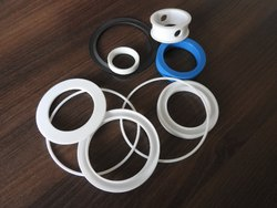 PTFE O Rings, V Rings Gaskets Machine Components.