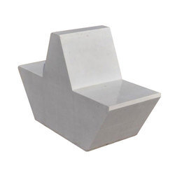 Concrete Garden Seating Bench