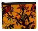 Indian Handmade Velvet Bird Print Bags