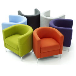 Designer Lounge Office Chairs