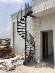 M.s. Spiral Stair Case