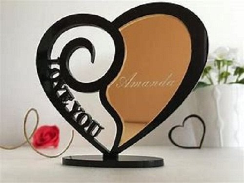 Acrylic Valentine Gift