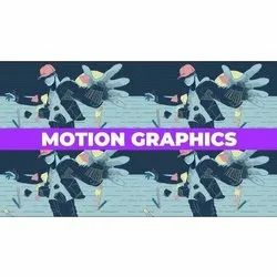 2D Motion Graphic Designing Service