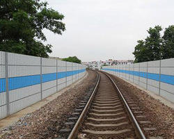 Metallic Noise Barriers