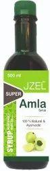 Jzel Amla Syrup, Packaging Type: Bottle, Packaging Size: 500 ml